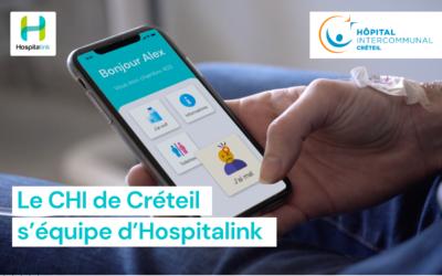 Déploiement d'Hospitalink au CHI de Créteil